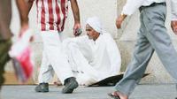 Ilustrasi pengemis Dubai. Source: gulfnews.com