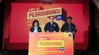 ABC Pedasuransi. (dok. Liputan6/Indah Permata Niska)