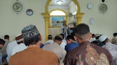 Lokasi Perhelatan Salat Idul Fitri di Palembang, Mulai Dari Musholla Hingga Lorong Kecil