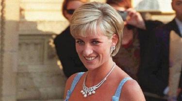 Potret Menggemaskan Penampilan Putri Diana Saat Kecil