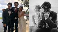 6 Momen Pernikahan Sonia Eryka Mantan Penyanyi Cilik, Penuh Kebahagiaan (Sumber: Instagram/randykyori)
