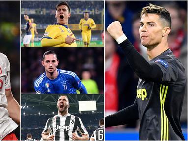 Berikut ini daftar gaji para pemain Juventus dalam setahun. Cristiano Ronaldo di posisi teratas dengan 31 juta euro per tahun disusul oleh Matthijs de Ligt yang ada di posisi kedua dengan delapan juta euro per tahun.