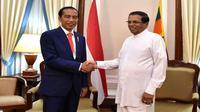 Presiden Jokowi kunjungan kerja di Sri Lanka