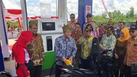 Peresmian BBM Satu Harga di Pelalawan, Riau. Dok Pertamina