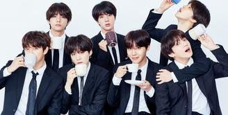 Pada 24 Agustus nanti, BTS akan meramaikan industri musik K-Pop. Pasalnya grup asuhan Big Hit Entertainment ini akan merilis album repackage yang bertajuk Love Yourself: Answer. (Foto: soompi.com)