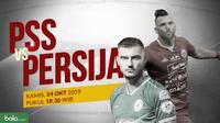 Shopee Liga 1 2019: PSS Sleman vs Persija Jakarta. (Bola.com/Dody Iryawan)