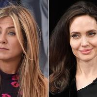 Banyak yang menyangka bahwa semuanya akan menjadi canggung saat Angelina Jolie bertemu dengan mantan istri Brad Pott, Jennifer Aniston. (Zimbio)
