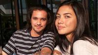 Marco Panari dan Sang Kakak Angela Gilsha (Sumber: Instagram/@shapanari)