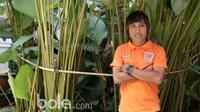 Asri Akbar, Pusamania Borneo FC. (Bola.com/Nicklas Hanoatubun)