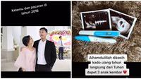 Kisah Pasangan Romantis. (Sumber: TikTok/ @felisiapuji)