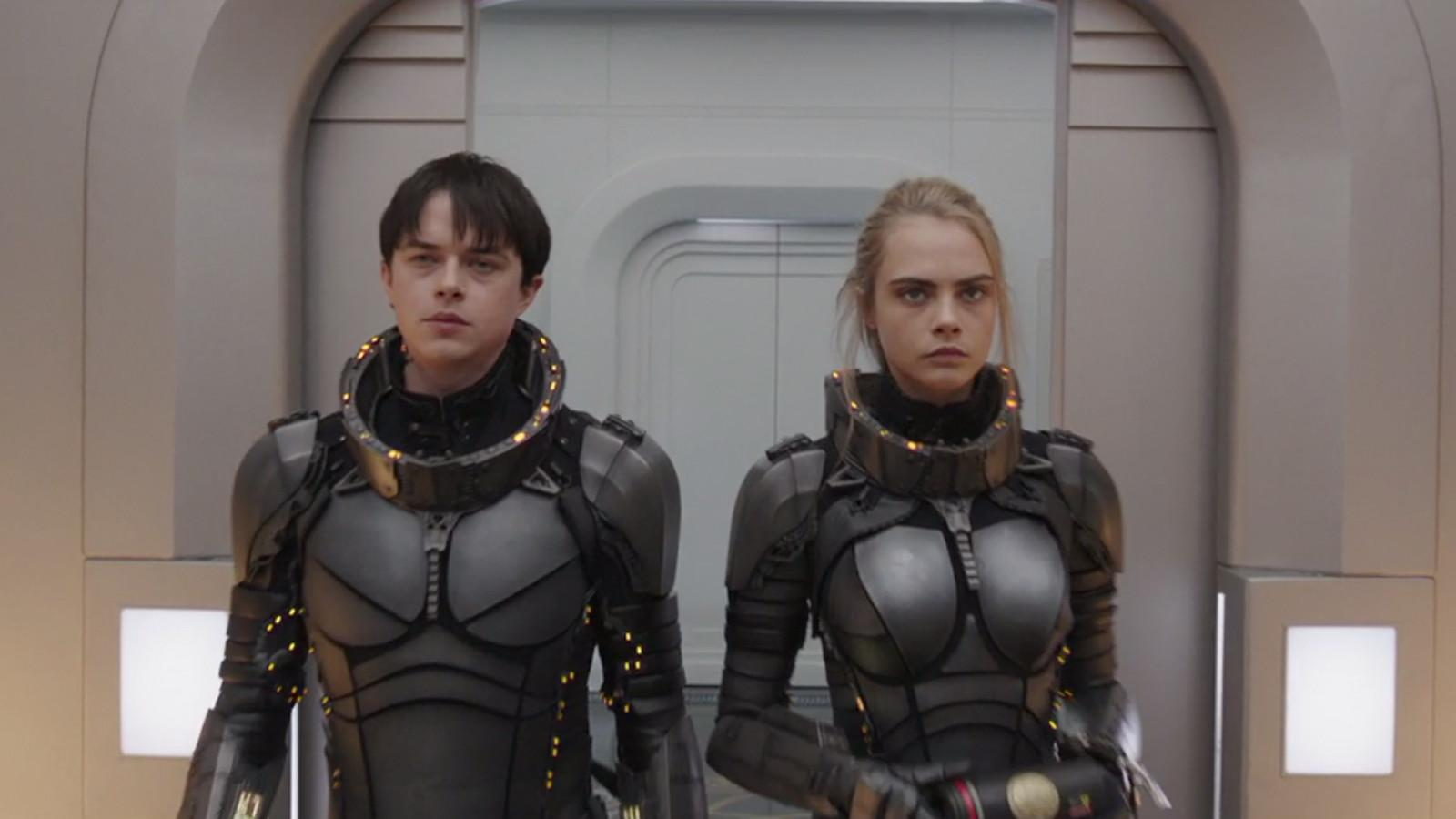 Valerian and the City of a Thousand Planets. (STX Entertainment)