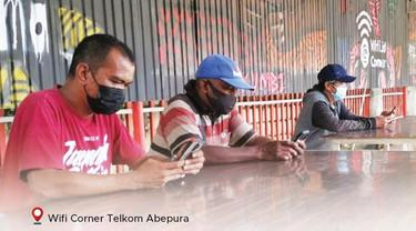 Seluruh Layanan TelkomGroup di Jayapura Sudah Aktif dan Beroperasi Kembali