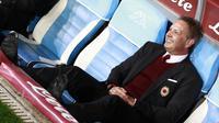 Sinisa Mohajlovic membuka peluang pada striker Nice Mario Balotelli untuk bergabung dengan timnya musim panas ini. (AFP / CARLO HERMANN)