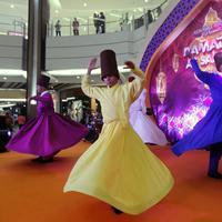 Liburan Hari Raya Idul Fitri. (Foto: Dok. AEON MALL BSD CITY)