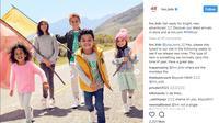 Setelah melewati kasus rasisme, brand fashion asal Swedia ini rekrut diversity leader. (Foto: instagram @hm_kids)