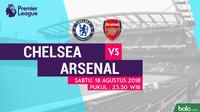 Premier League Chelsea Vs Arsenal (Bola.com/Adreanus Titus)