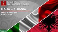 Kualifikasi Piala Dunia 2018_Italia vs Albania (Bola.com/Adreanus Titus)