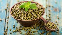 Makan Kacang Hijau saat Hamil, Bikin Rambut Bayi Lebat?