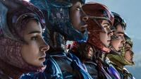 Para pemain film baru Power Rangers. (Saban)