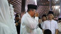 SBY memberikan kesaksian saat terakhir Ani Yudhoyono (Adrian Putra/Fimela.com)