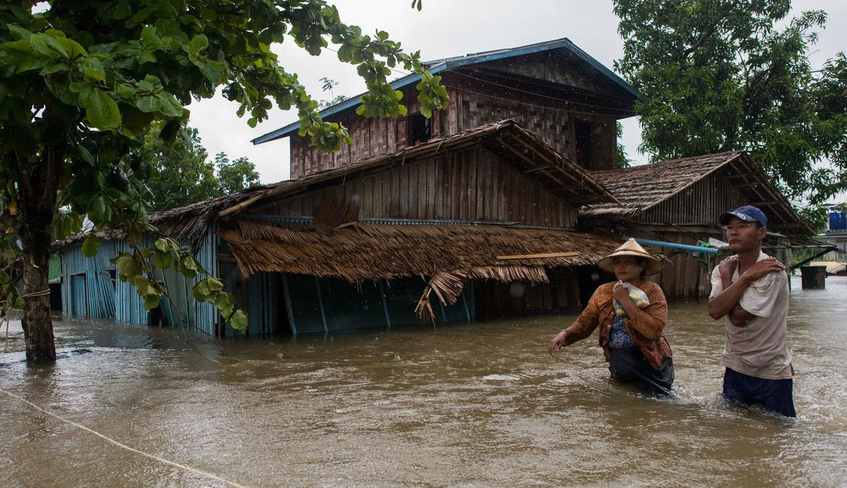 30+ Ide Keren Gambar Sketsa Rumah Banjir - Tea And Lead