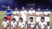 Timnas Indonesia U-20 saat berlaga di Piala Dunia U-20 1979. (Bola.com/Permana Kusumadijaya)