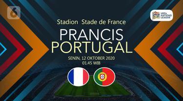 PREDIKSI Prancis vs Portugal