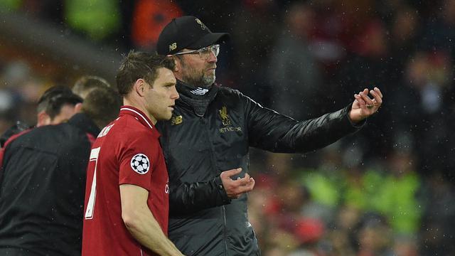 Laga Liverpool Kontra Bayern Munchen