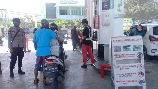 SPBU di Palu dan Donggala kembali beroperasi. Dok: Pertamina