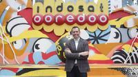 Presiden Direktur dan CEO Indosat Ooredoo Ahmad Al-Neama. Dok: Indosat Ooredoo
