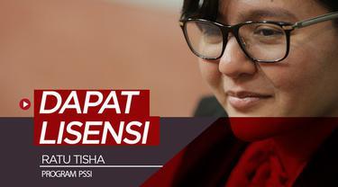 Berita video Sekjen PSSI, Ratu Tisha Destria, menerangkan bahwa akan ada ribuan guru olahraga yang nantinya memiliki lisensi D PSSI untuk kepelatihan.