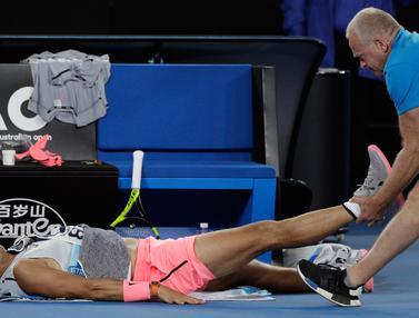 Rafael Nadal Gagal di Australia Terbuka