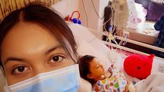 Kenali Gejala Leukemia yang Dialami Shakira Aurum Anak Denada (Bintang Pictures/Bintang.com)