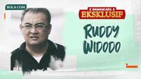 Wawancara Eksklusif -  Ruddy Widodo (Bola.com/Adreanus Titus)