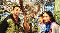 Raffi Ahmad dan Nagita Slavina memanfaatkan libur Lebaran ke Australia (Liputan6.com/Instagram).
