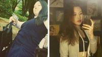 Transformasi wanita korea usai putus cinta (foto: en.goodtimes.my)