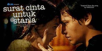 Setelah sukses dengan lagunya, kini, Surat Cinta untuk Starla diangkat ke layar lebar. Seperti apasih keseruannya?