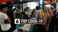 jenazah PDP Corona Thumbnail