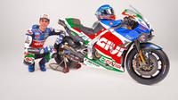 Pembalap LCR Honda di MotoGP 2021, Alex Marquez. (Twitter/LCR Honda)