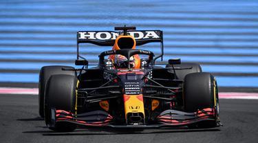 FP1 F1 Max Verstappen