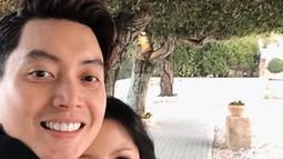 Istri dari Endric Tjandra tengah dikabarkan hamil. kabar tersebut datang dari unggahan Endric Tjandra pada akun instagram pribadinya dimana dirinya mengunggah foto sepatu bayi. (Liputan6.com/IG/endrictjandra)