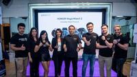 Kerjasama Honor Indonesia dengan Celebrity Fitness. foto: dok. Honor Indonesia