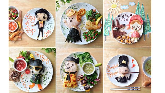 Download 6100 Koleksi Gambar Gambar Lucu Tentang Makanan Paling Bagus Gratis HD