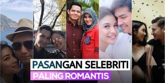 Pasangan Selebriti Paling Romantis