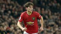10 - Daniel James (Manchester United) - Kecepatan: 94 dan Akselerasi: 95. (AP Photo/Rui Vieira)