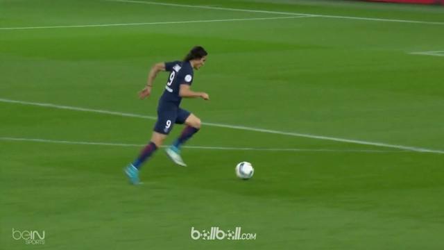 Berita video PSG pesta gol saat menghadapi Guingamp di Parc des Princes, Minggu (9/4/2017). This video presented by BallBall.