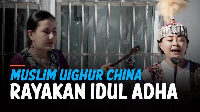 uighur idul adha
