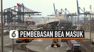 VIDEO: Kalangan Bisnis AS Sambut Pembebasan Tarif Bea Masuk Sebagian Produk Indonesia