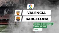 La Liga_Valencia vs Barcelona (Bola.com/Adreanus Titus)