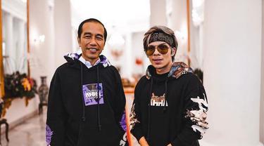 Jadi Saksi Nikah, Ini 6 Momen Kedekatan Atta Halilintar dengan Jokowi
